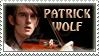 Patrick Wolf Stamp by Sluagh