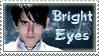 Bright Eyes Stamp by Sluagh