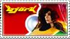 Bjork Stamp by Sluagh