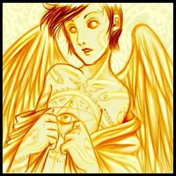 Golden Demon by Sluagh