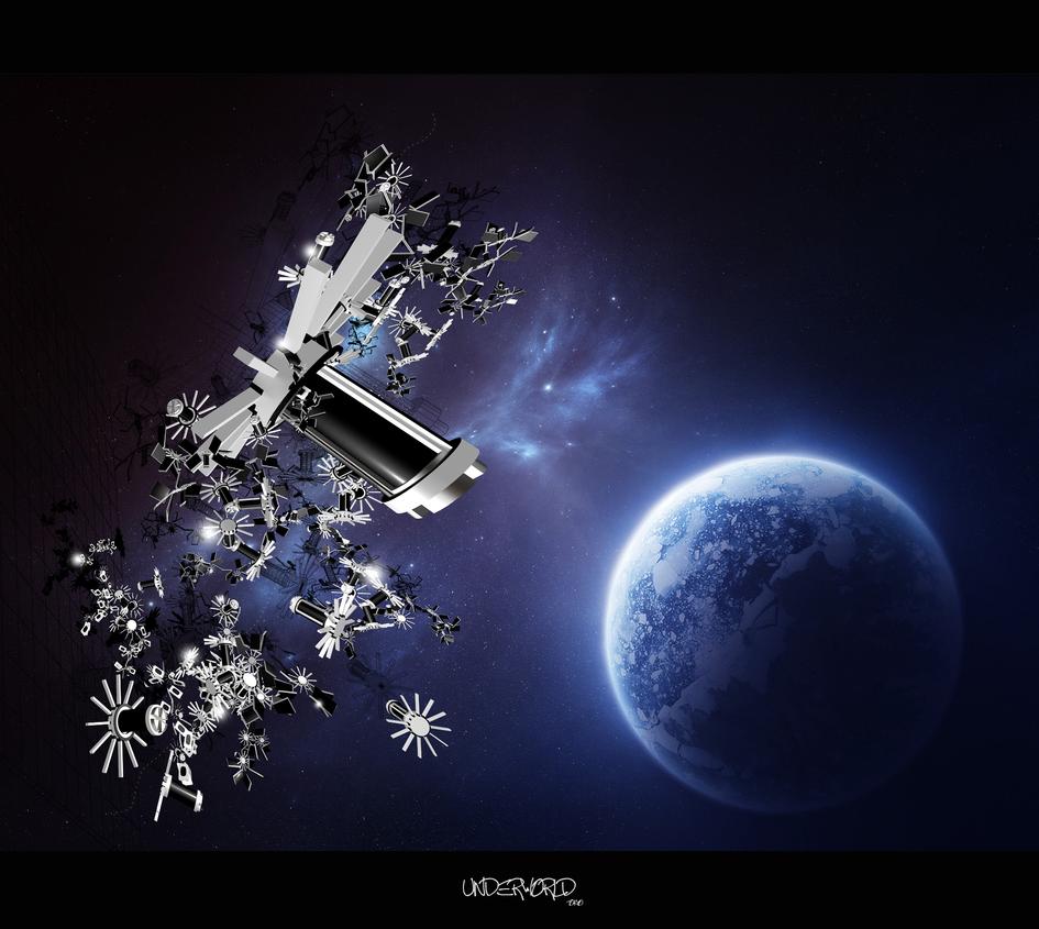 Satellite: Underworld by Tokyo-Z