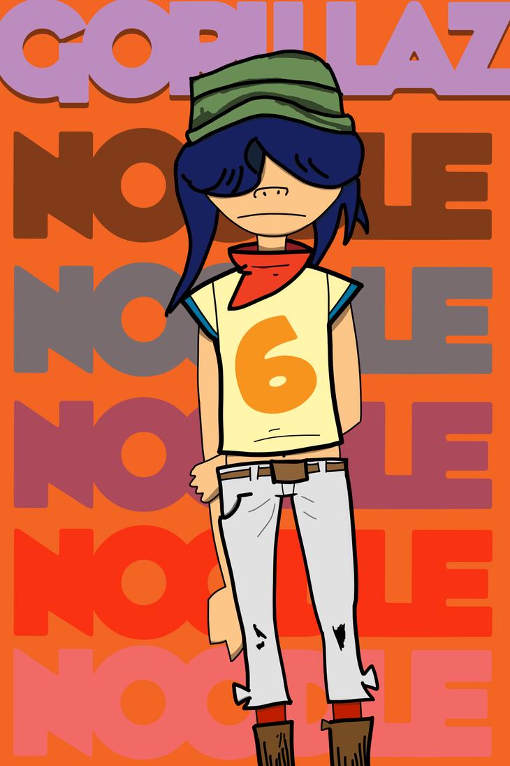 Noodle by MisterRodaz