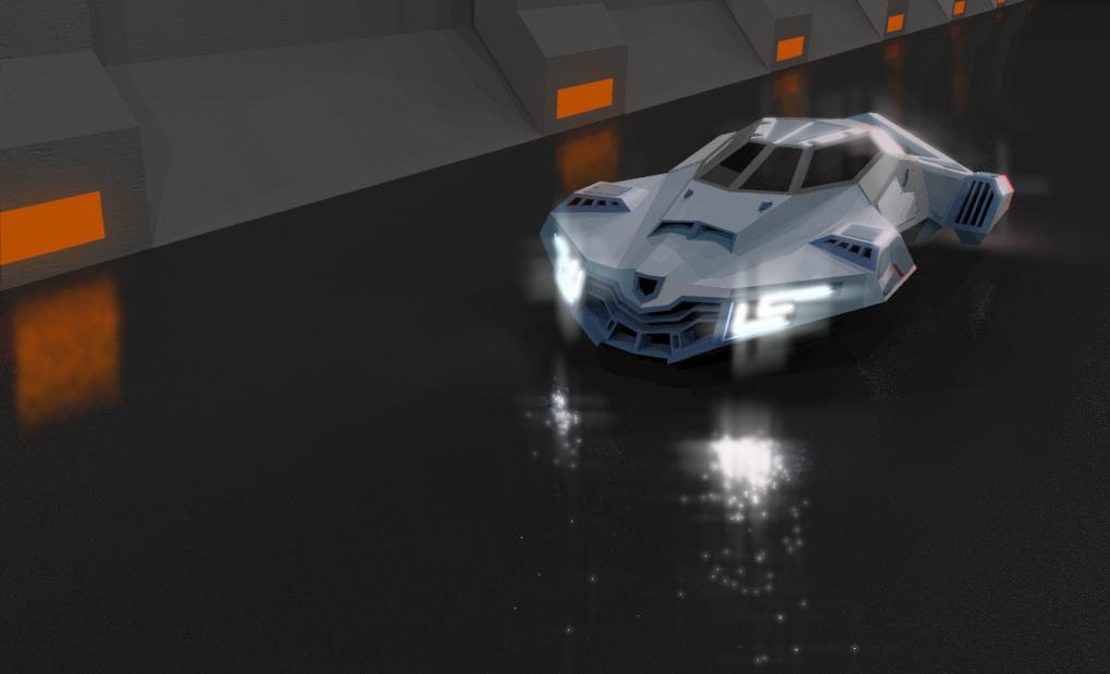 Anti Gravity Car Games