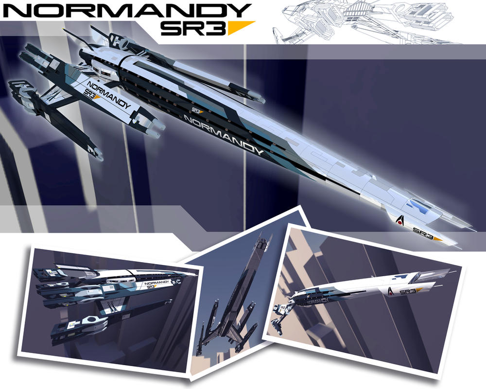 Normandy Sr3 Concept Final by