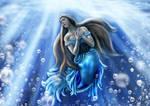 Maiden Of The Sea by RizzaZerro