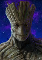Groot by UnicatStudio