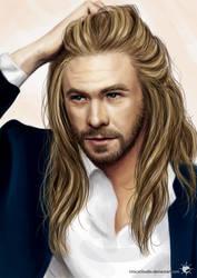 Thor in Midgard by UnicatStudio