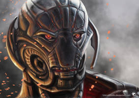 Ultron - There are no strings on me by UnicatStudio