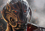 Ultron - There are no strings on me