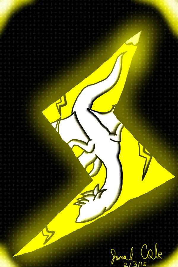 Lightning Element Symbol by Blu-Elemental-Dragon on DeviantArt