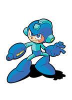 Mega Man by Yardley