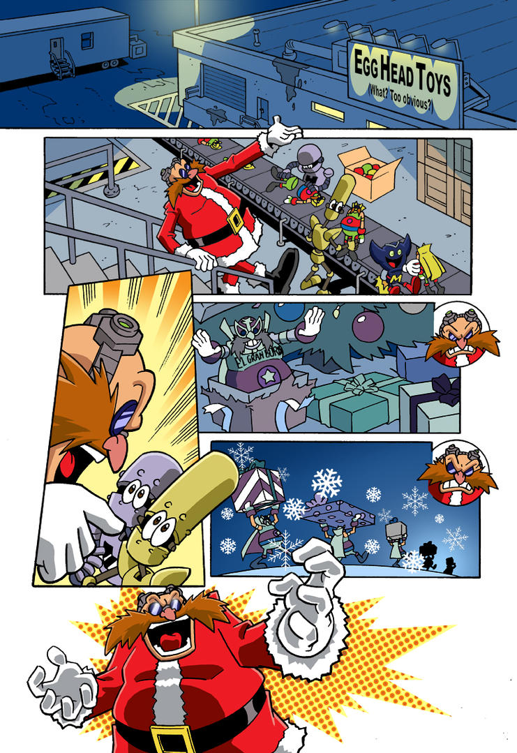Sonic Eggs Christmas page 2 by Yardley