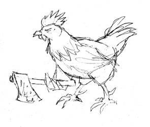 The Death Chicken