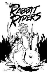 Rabbit Riders Concept Art