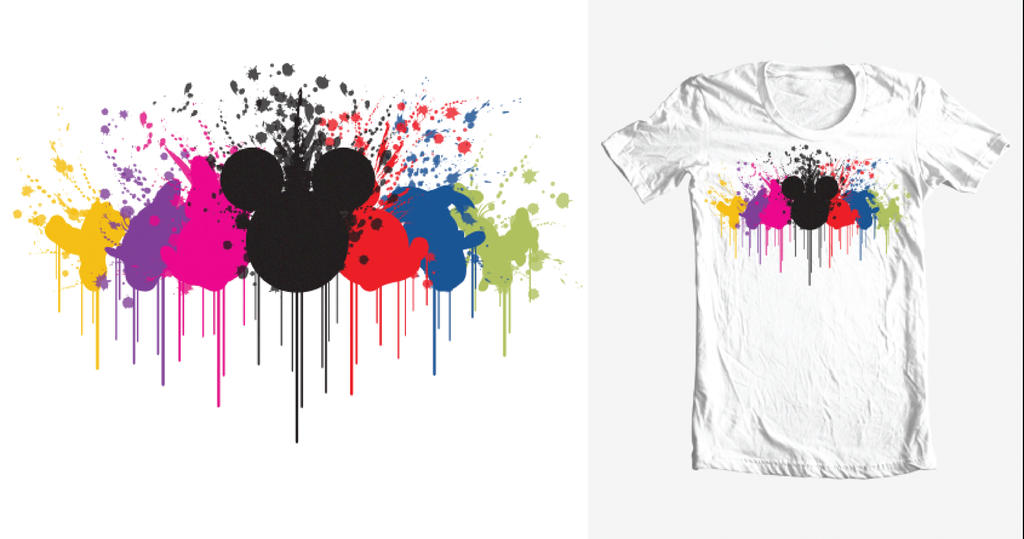 disney paint tee template by johnnygreek989 on deviantart
