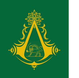 Assassin's Creed Iranian Emblem by johnnygreek989