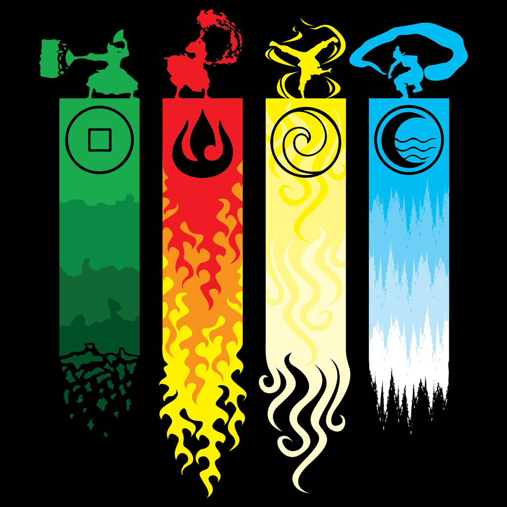 Avatar 4: Earth, Fire, Air And Water By Johnnygreek989 On DeviantArt