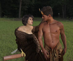 The Siren and the Satyr