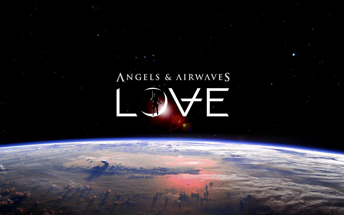 Angels And Airwaves Love Font Download