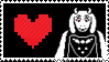 Toriel stamp by rabbit-cipher