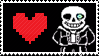 Sans stamp by rabbit-cipher