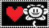 Flowey stamp by rabbit-cipher