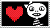 Monster Kid stamp by rabbit-cipher