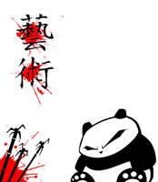 Panda by JimmyNotHendrix