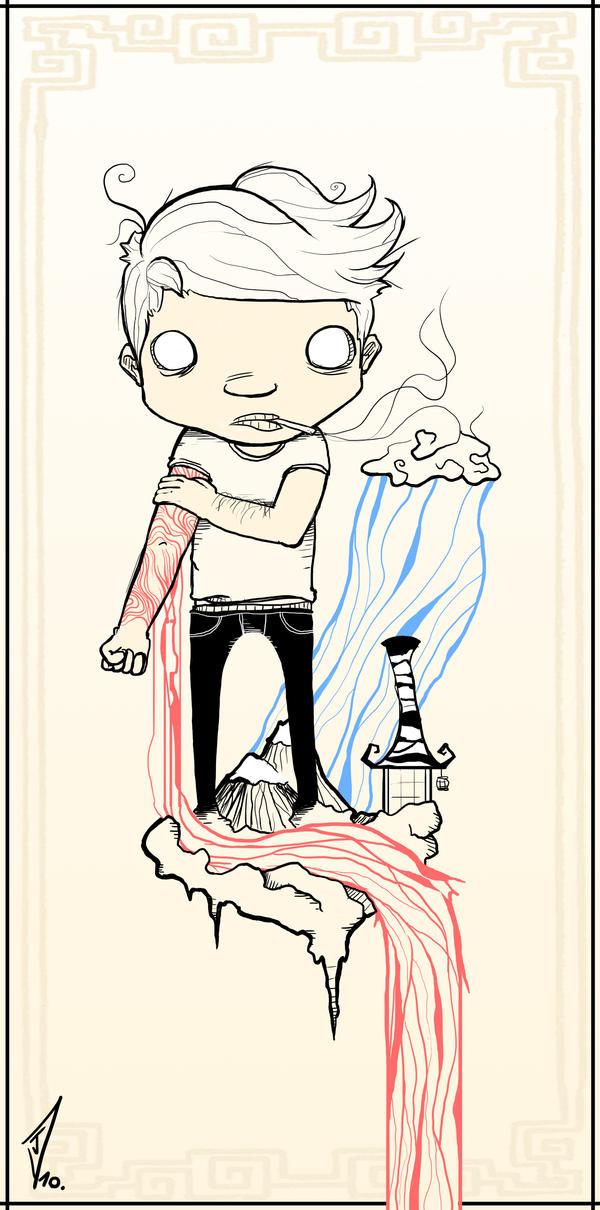Ink by JimmyNotHendrix