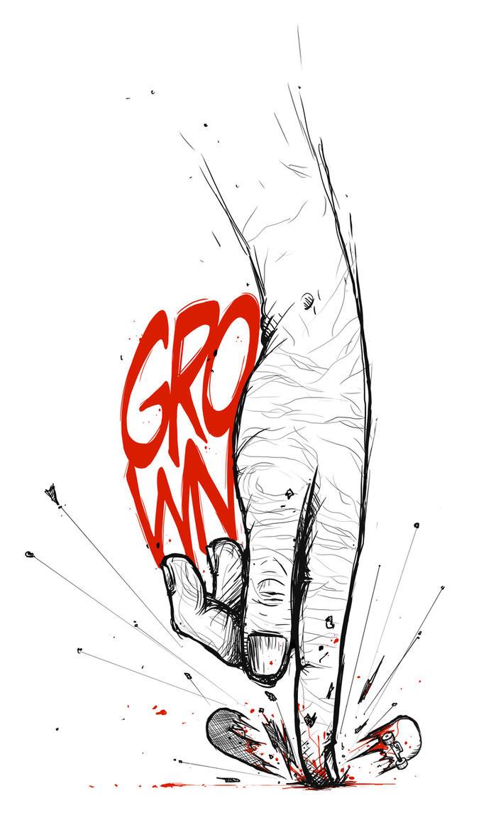 Grown Design 1 by JimmyNotHendrix