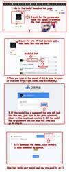 Baidu Model dl Tutorial *Update* Read description! by xoONekoChanOox