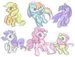 Pony Sketches