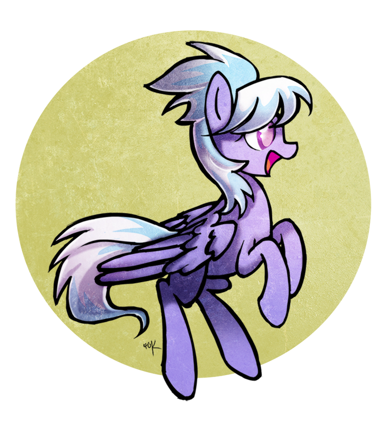 Cloudchaser by Radioactive-K