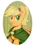 Portraits: Applejack