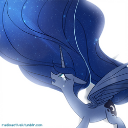 Luna by Radioactive-K