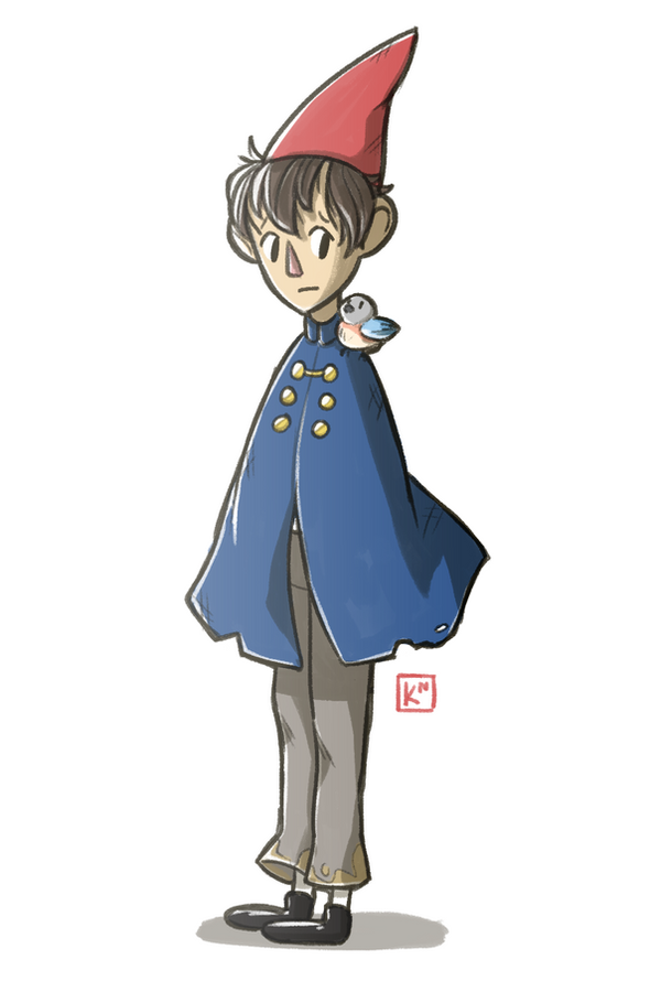 Wirt And Beatrice By Radioactive K On Deviantart