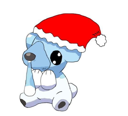 Christmas Cubchoo by P-Stew