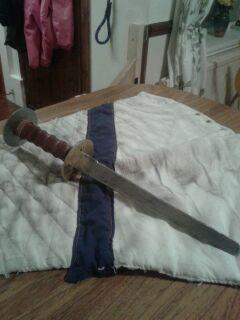 Medieval Rondel Dagger by AnvilDwarf