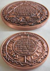 Dwarven Treasure - Nahhash by ce-e-vel