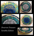 Dwarven Treasure Coin - Yaruhha Edition