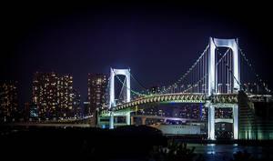 Odaiba Bridge in Tokyo by DejanPelzel