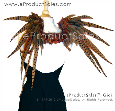 GIGI back: eproductsales Wings Natural Feather by eProductSales