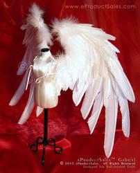 GABRIEL v3 BJD 70cm Doll WINGS by eProductSales