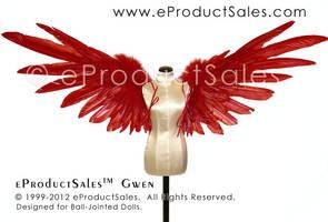 eProductSales GWEN BJD Wings by eProductSales