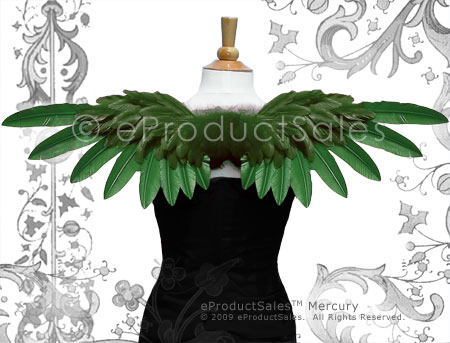 Green with Envy MERCURY WINGS by eProductSales