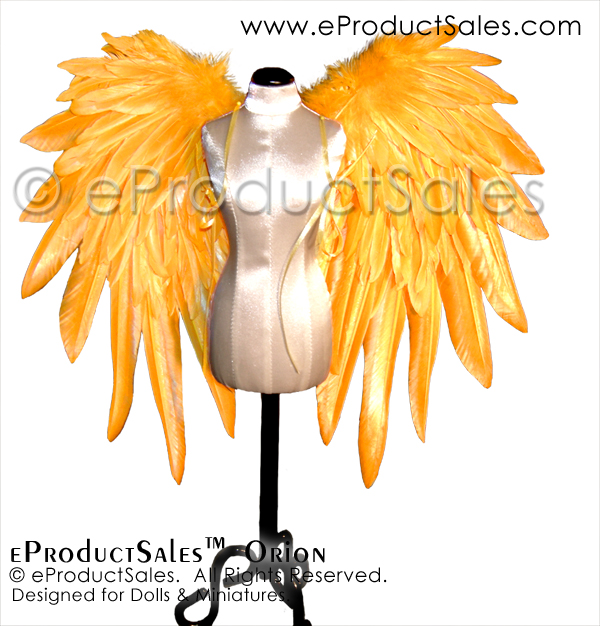 Orion BJD Wings by eProductSales