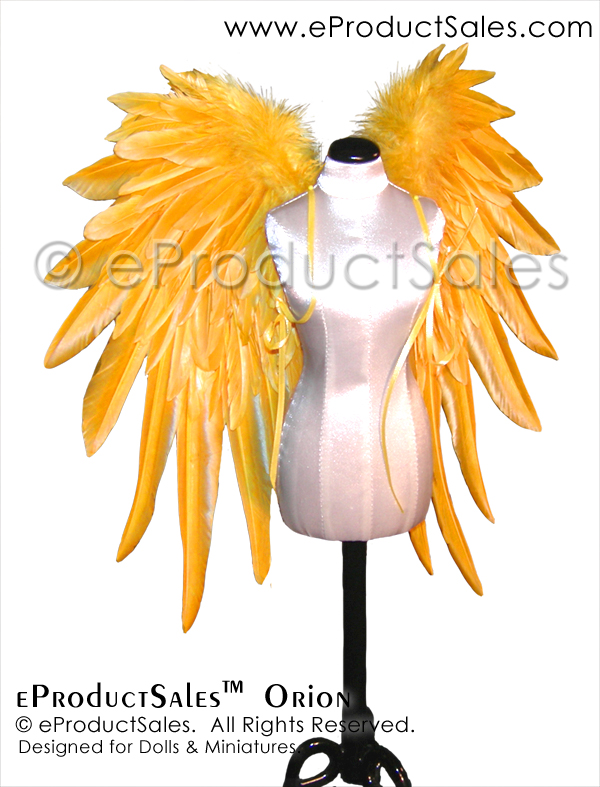 eps Orion BJD feather Wings by eProductSales