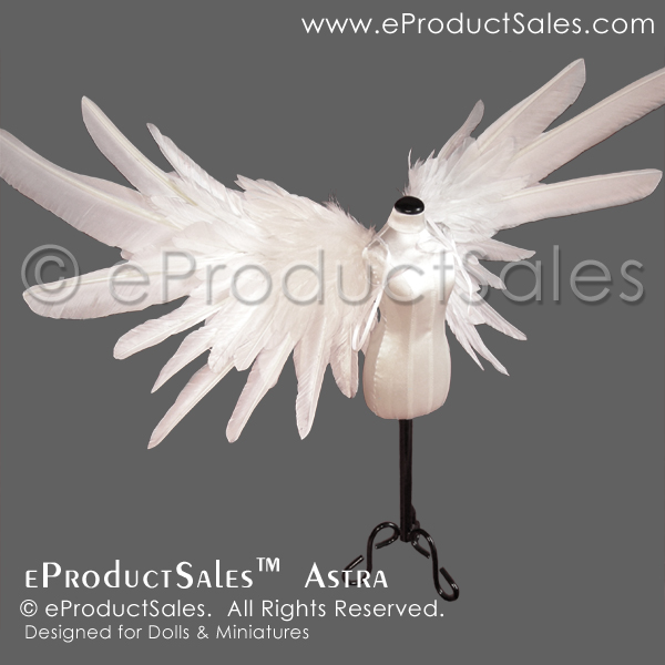 ASTRA ball joint Doll Wings by eProductSales