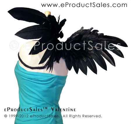 Valentine Feather Angel Wings 4 Halloween costumes by eProductSales
