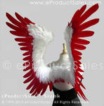 Red Tipped eProductSales SERATH Angel Wings art